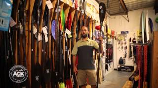 Kayak Paddles 101 - Part 1: Differences