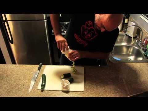 Zucchini Ribbons Demo