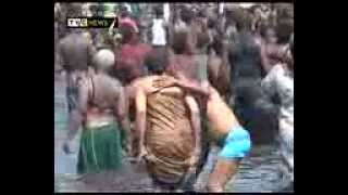 mystery lake found in nigeria tvc news