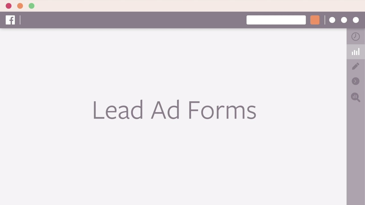 How to use Lead Ad forms in Facebook Ads Manager