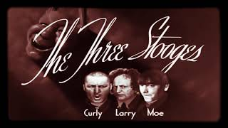 THE 3 STOOGES IF A BODY MEETS A BODY