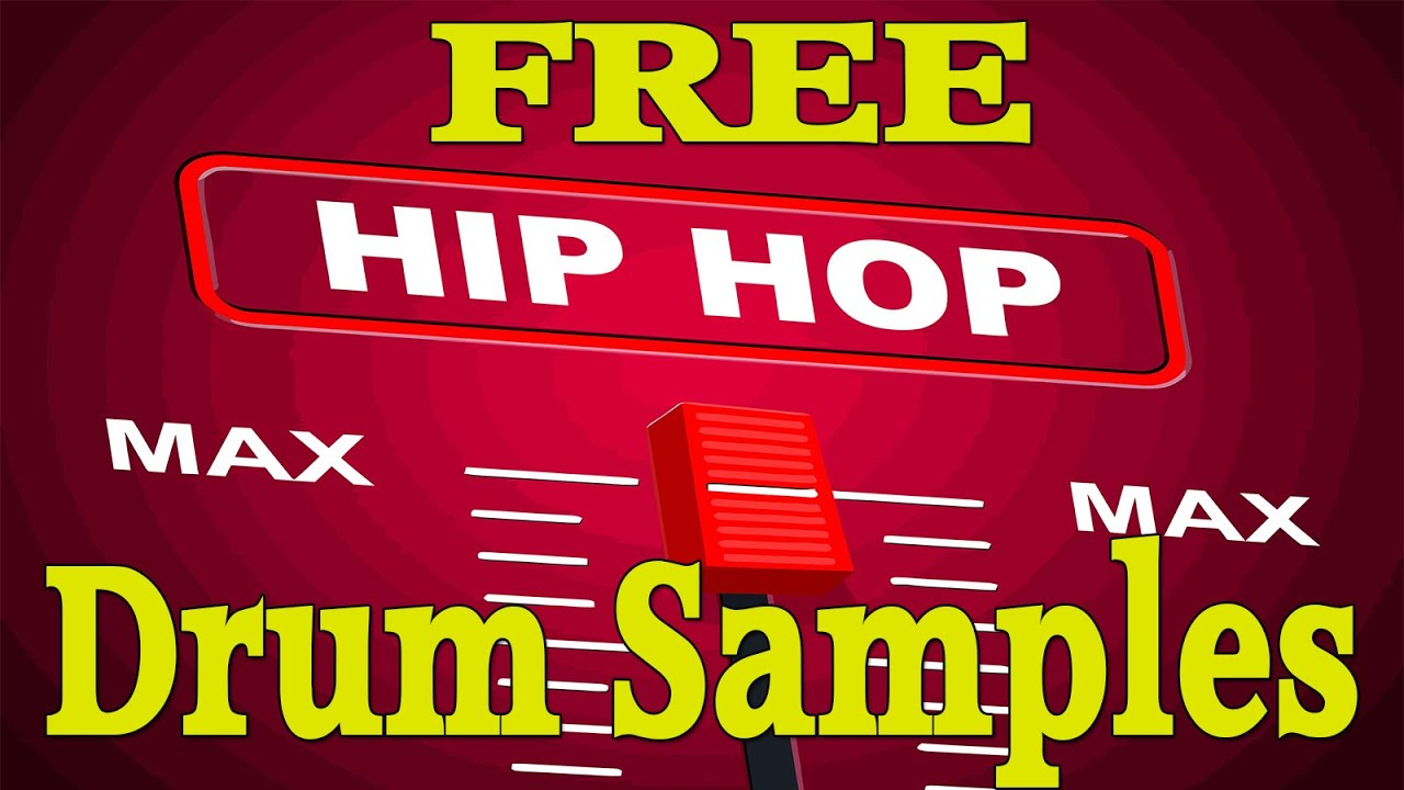Hip Hop Drum Samples: Download Free Hip Hop Drum Samples!! - YouTube
