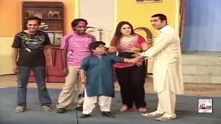 Best of Zafri Khan, Asif Iqbal & Kubra Malik - PAKISTANI STAGE DRAMA FULL COMEDY CLIP