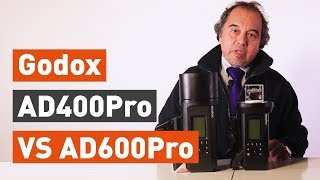 Godox AD400Pro unboxing and features