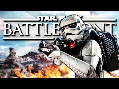 Обзор Star Wars: Battlefront - ВЕЛИКАЯ игра по Звездным Войнам. Чуи, мы дома!
