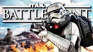 Star Wars Battlefront - Адское Выживание 60 FPS Угар