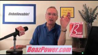 #69 It Is Written in the Wind - Boaz Power TV