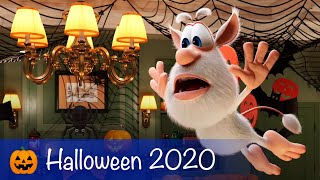 🎃 Booba - Halloween 2020: Scariest Episodes - Cartoon for kids