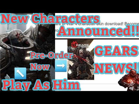 GEARS 4 NEWS!! New Characters Confirmed! Graphic Novel Announced! TC Cheating Us?!?!