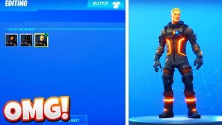 "How To Unlock ""DARK VOYAGER"" Styles In Fortnite! (New Skin Styles In Fortnite!)"