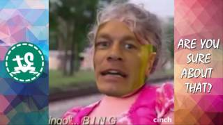 [ULTIMATE] John Cena - Are You Sure About That ? Vine Compilation