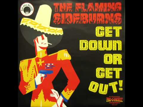 The Flaming Sideburns - Crashing Down (1997)