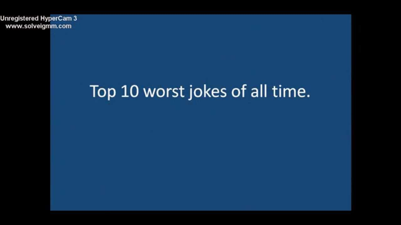 10 best jokes of all time