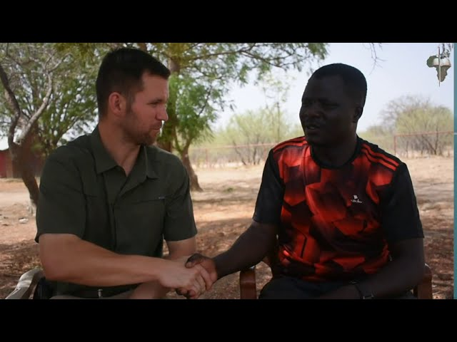 Frontline Fellowship - Missions to the Nuba Mountains of Sudan