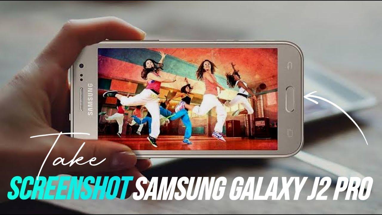 Samsung Galaxy J2 Pro Screenshot Hand On Youtube