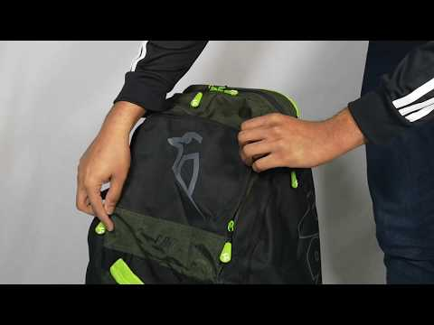 ae539a4be At A Glance Ep. 13 - The 2019 Kookaburra Pro D3000 Duffle Bag