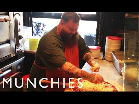 Baklava, Pizza, and Hand Tattoos: Fuck, That's Delicious (Episode 4)