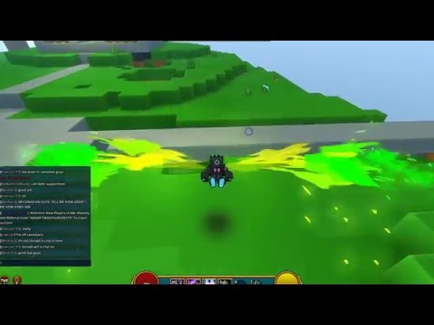 Trove   Won Bale Fire Wings GIVEAWAY!   TWITCH