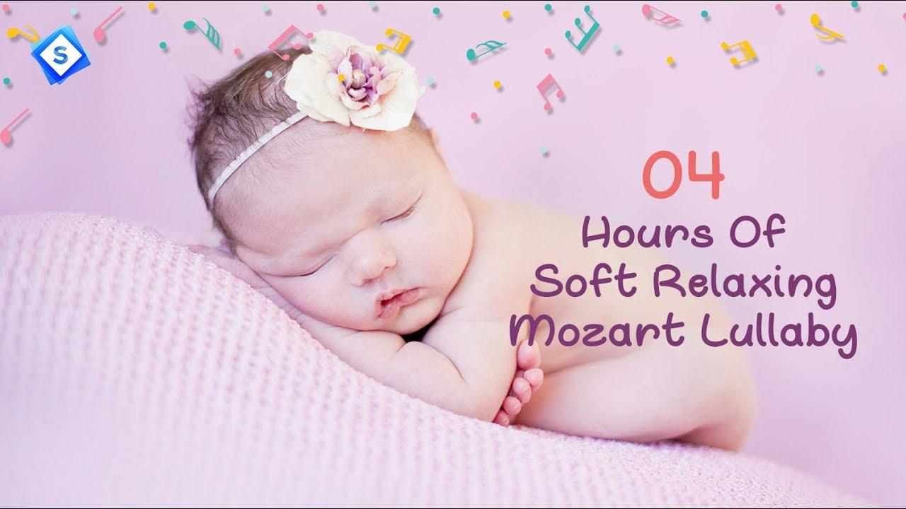 Relaxing Mozart for Babies: 4 HOURS Brain Development ...