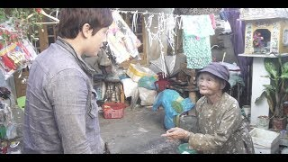 HuyLê Trở Lại Giúp Cụ Già 82 Tuổi Mắc Bệnh Hiểm Nghèo Ngày Cuối Năm (P2)