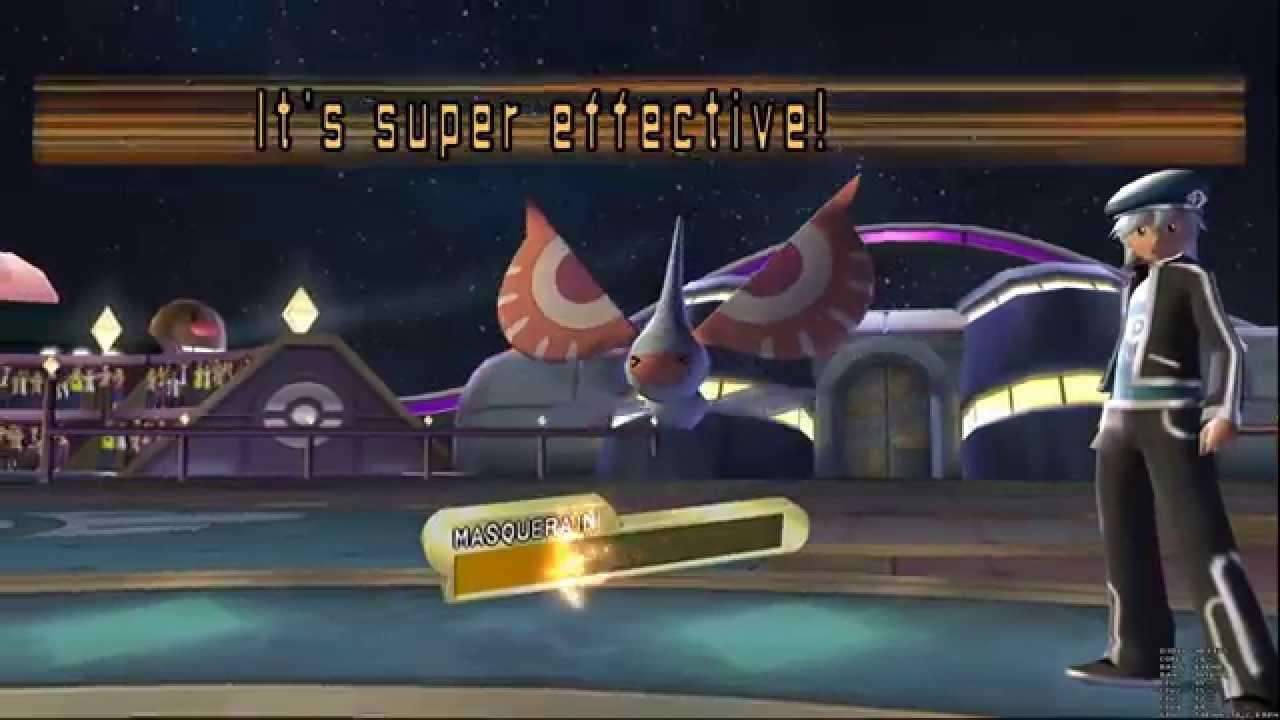 dolphin pokemon battle revolution