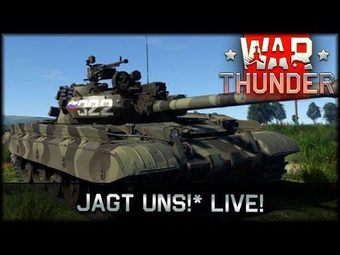 Streaming-Event - Jagt