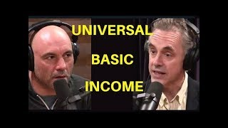 Universal Basic Income (UBI) - Dr. Jordan Peterson on the Future of Income
