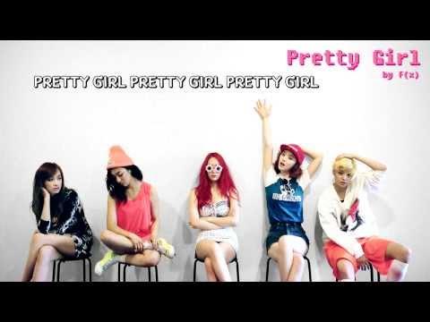 [Thaisub]f(x) - Pretty girl