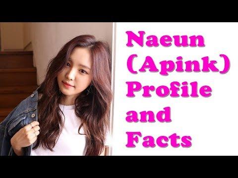 APINK Naeun Profile and Facts | KPOP APINK