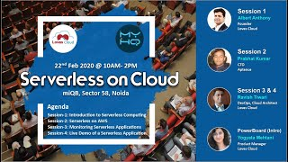 Serverless on Cloud by Loves Cloud - part -1