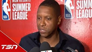 Masai on Kawhi's decision: No time to go out and cry, I've lost no sleep, on to the next