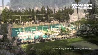 Gambar cover STAFA REISEN Hotelvideo: King David, Jerusalem
