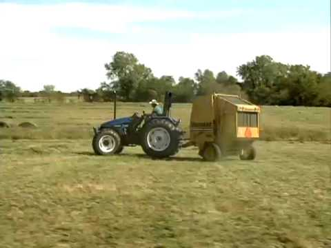 Rebel 5400 Baler   Vermeer Agriculture Equipment