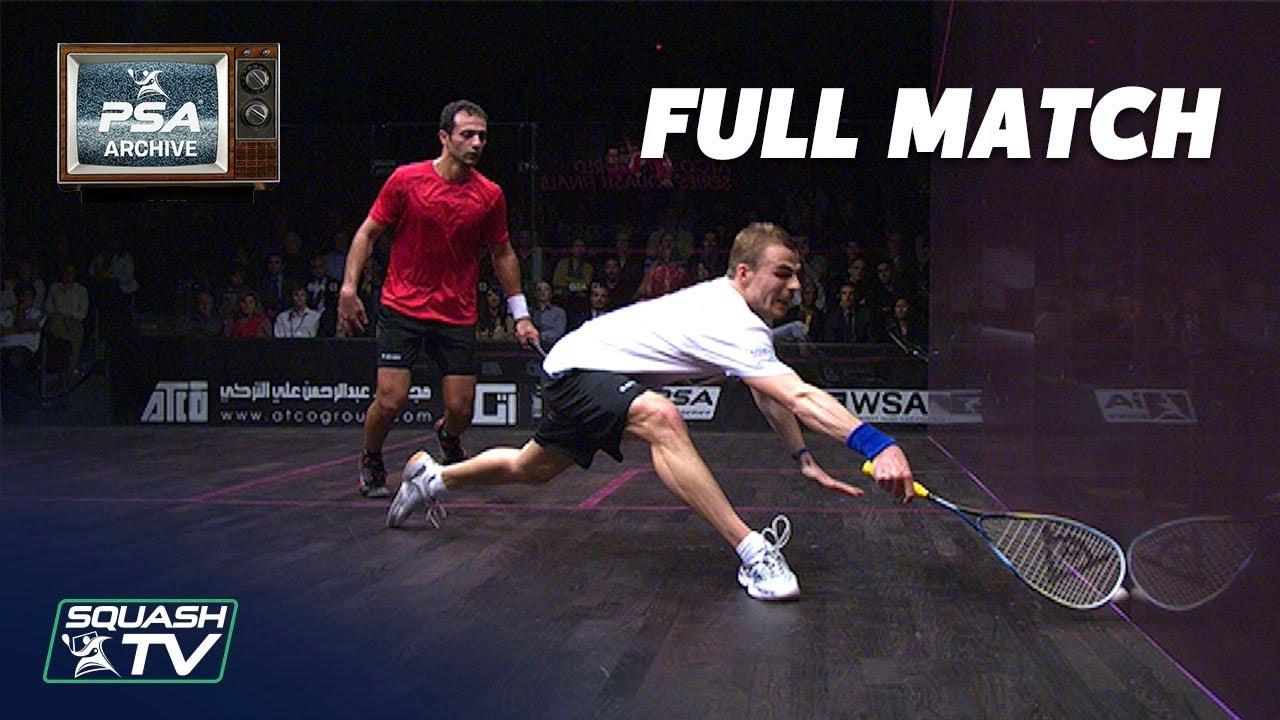 Download Squash Archive: Shabana v Matthew - 2012/13 World Tour Finals