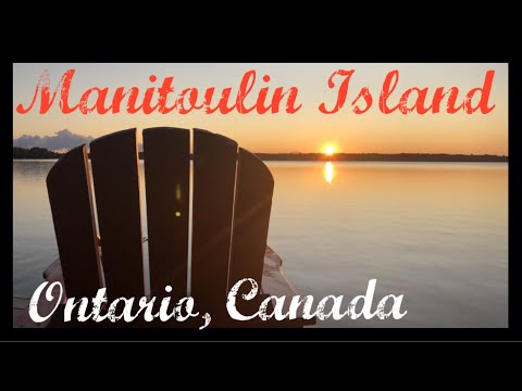 Manitoulin Island - Ontario Canada With Kids 🇨🇦