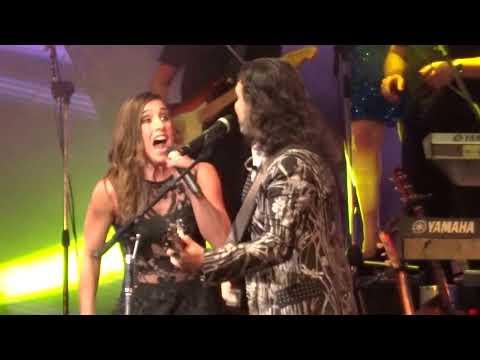 Marco Antonio Solís con Soledad Pastorutti - Tu carcel - Villa María - Argentina - 03/02/2018