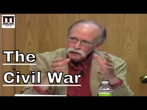 The American Civil War - Origins, Slavery, States Rights, Lincoln, Fort Sumter