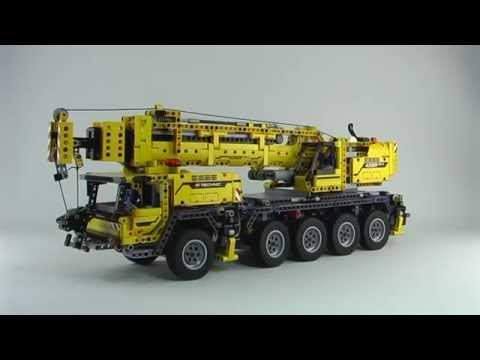 teil 2 review der powerfunctions lego technic mobiler. Black Bedroom Furniture Sets. Home Design Ideas