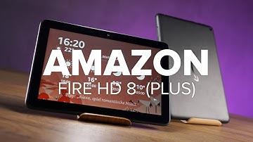 Amazon Fire HD 8 (Plus) im Test: Das 2-in-1-Tablet   deutsch