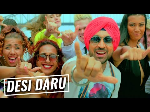 Desi Daru | Sardaarji 2 | Diljit Dosanjh, Sonam Bajwa, Monica Gill | Releasing on 24th June