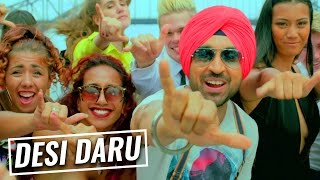 Download Hindi Video Songs - Desi Daru | Sardaarji 2 | Diljit Dosanjh, Sonam Bajwa, Monica Gill | Releasing on 24th June