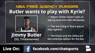 NBA Free Agency Rumors: Tony Parker Leaving Spurs And Jimmy Butler Unhappy With Karl-Anthony Towns