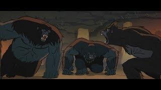 Genndy Tartakovsky's Primal   The Ape Men Tournament