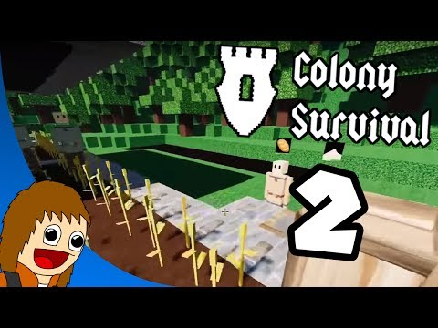 Colony Survival: Knockoff Garden - Part 2