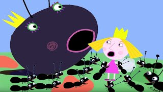 Ben and Holly's Little Kingdom | Ant Attack | Kids Videos