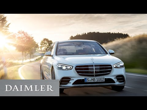 Digital World Premiere Of The New S-Class