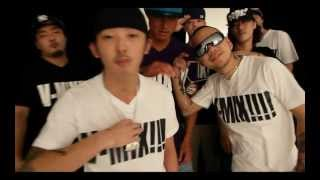V-NECK T 【V-MIX】 - YOUNG HASTLE ft.DJ TY-KOH, Y
