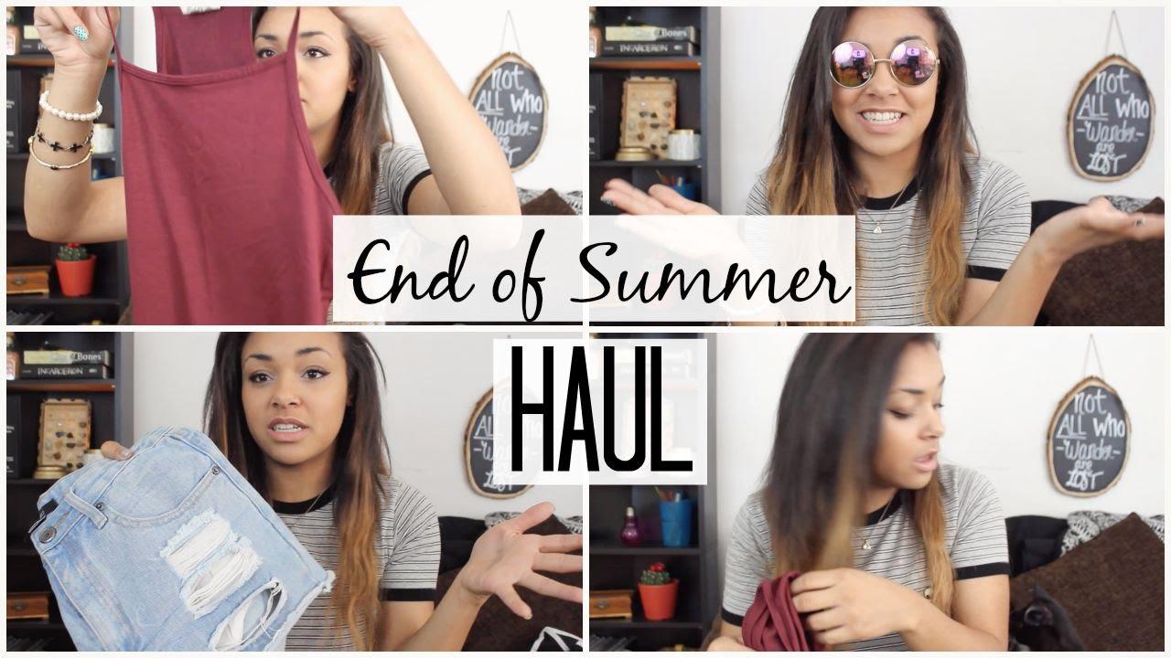 c627d724a58ba0 End of Summer Haul  Tilly s