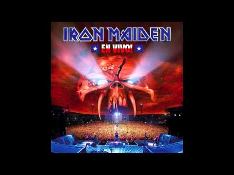 Satellite 15  the final frontier & El Dorado EN VIVO! - Iron Maiden