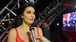 بالفيديو.. فاطمة الناصر تتحدث عن أعمالها الجديدة